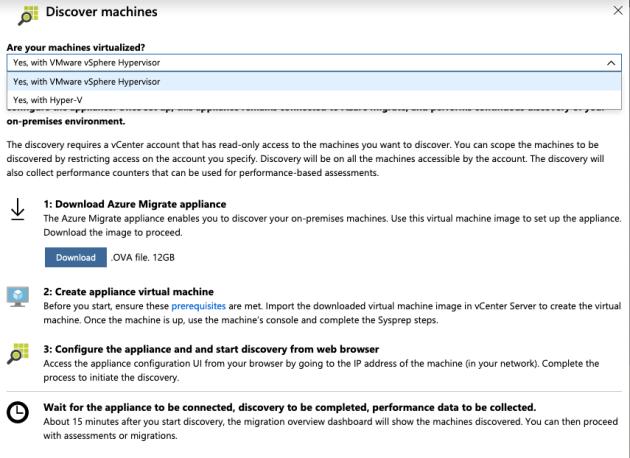 Deploy Appliance Azure Migration _10