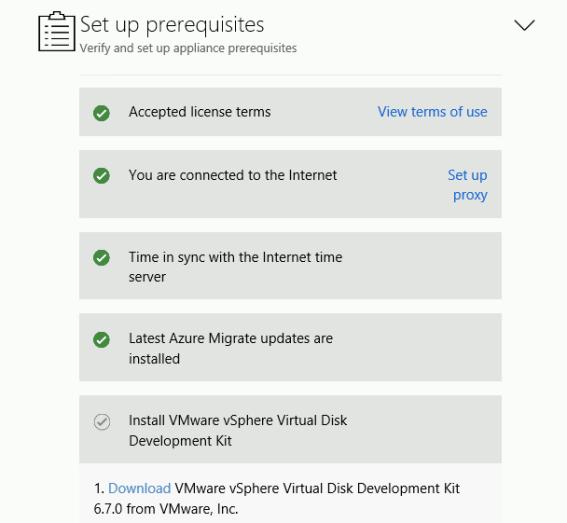 Deploy Appliance Azure Migration _12