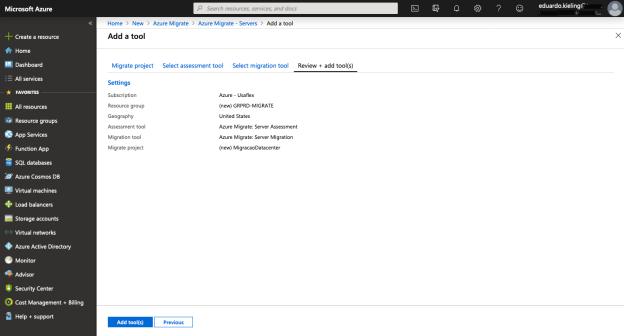 Deploy Appliance Azure Migration _8